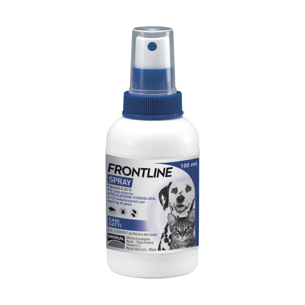 Frontiline Antiparassitario Spray 100 ml