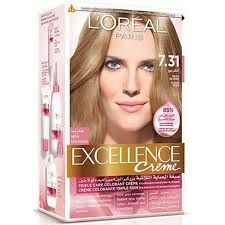 Excellence Age Perfect Colorazione Permanente Biondo Ambra N.7.31