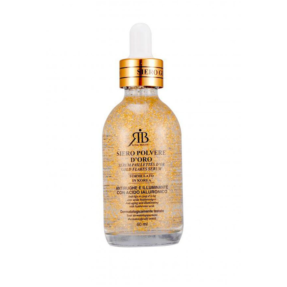 Royal Beauty Siero Polvere Oro Illuminante 60 ml