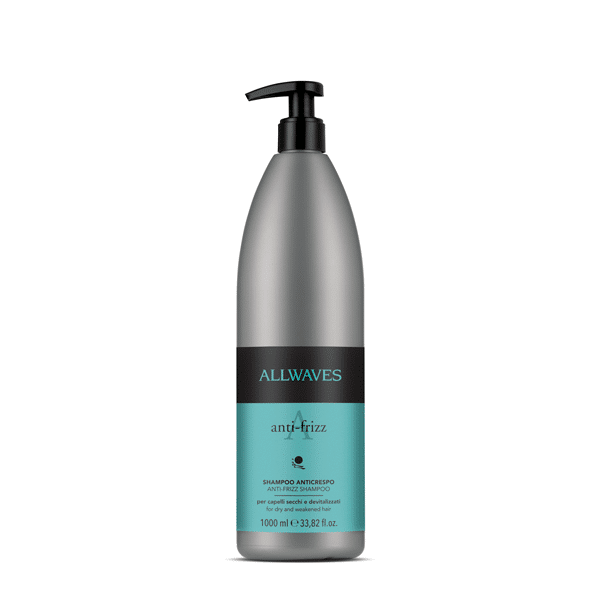 Alwaves Anti-frizz Shampoo Anticrespo 1000 ml