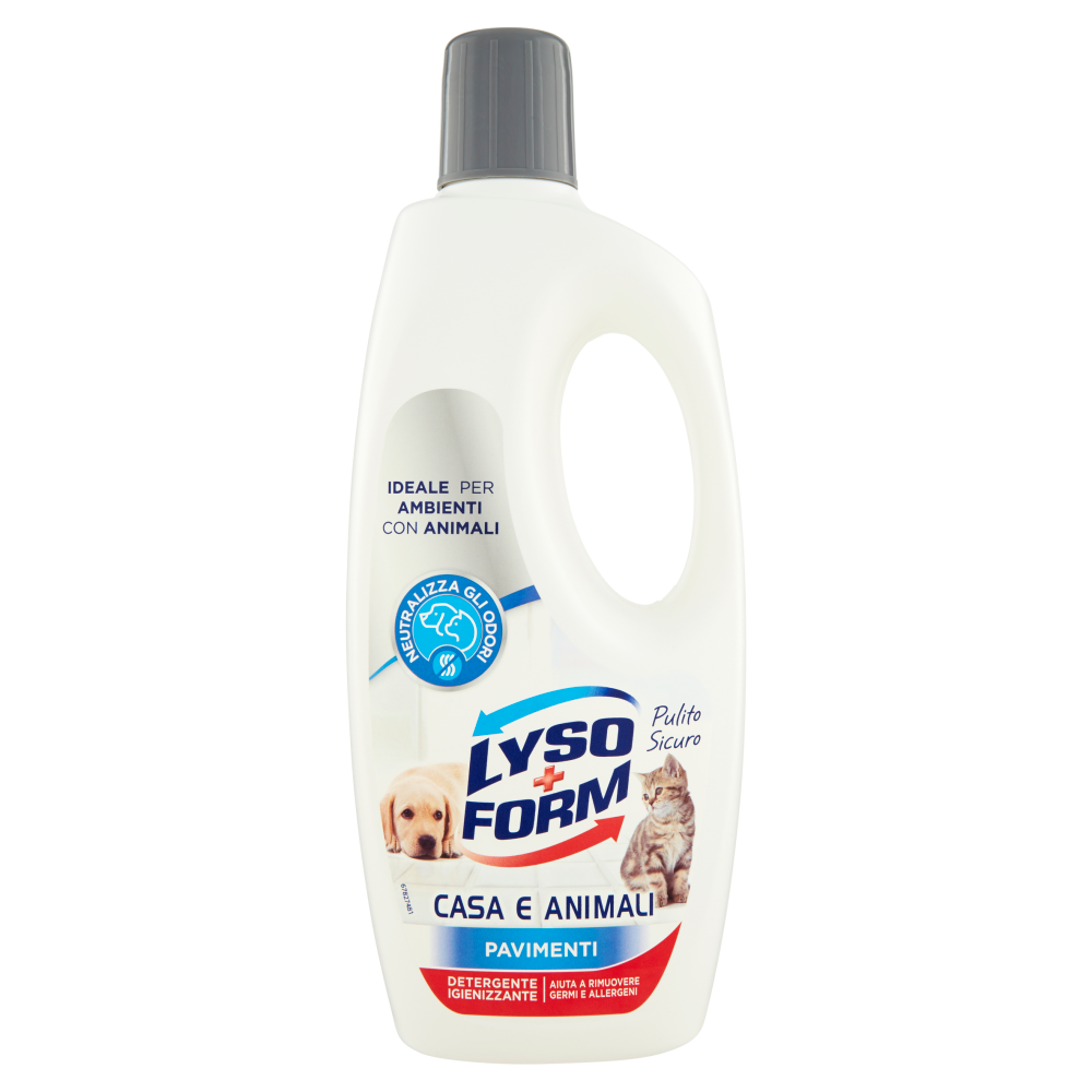 Lysoform Casa e Animali Pavimenti 700 ml