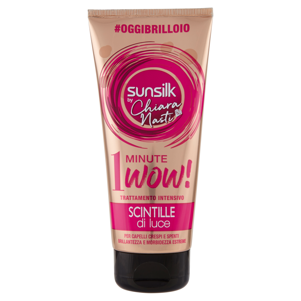 Sunsilk Scintille Di Luce 1 Minute Wow! Trattamento Intensivo 180 ml