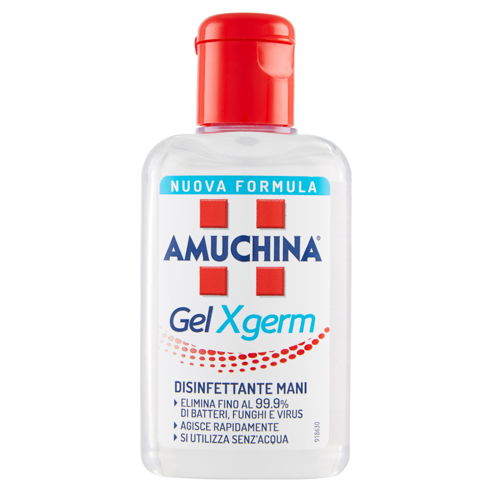 Amuchina Gel Xgerm Disinfettante Mani 80 ml