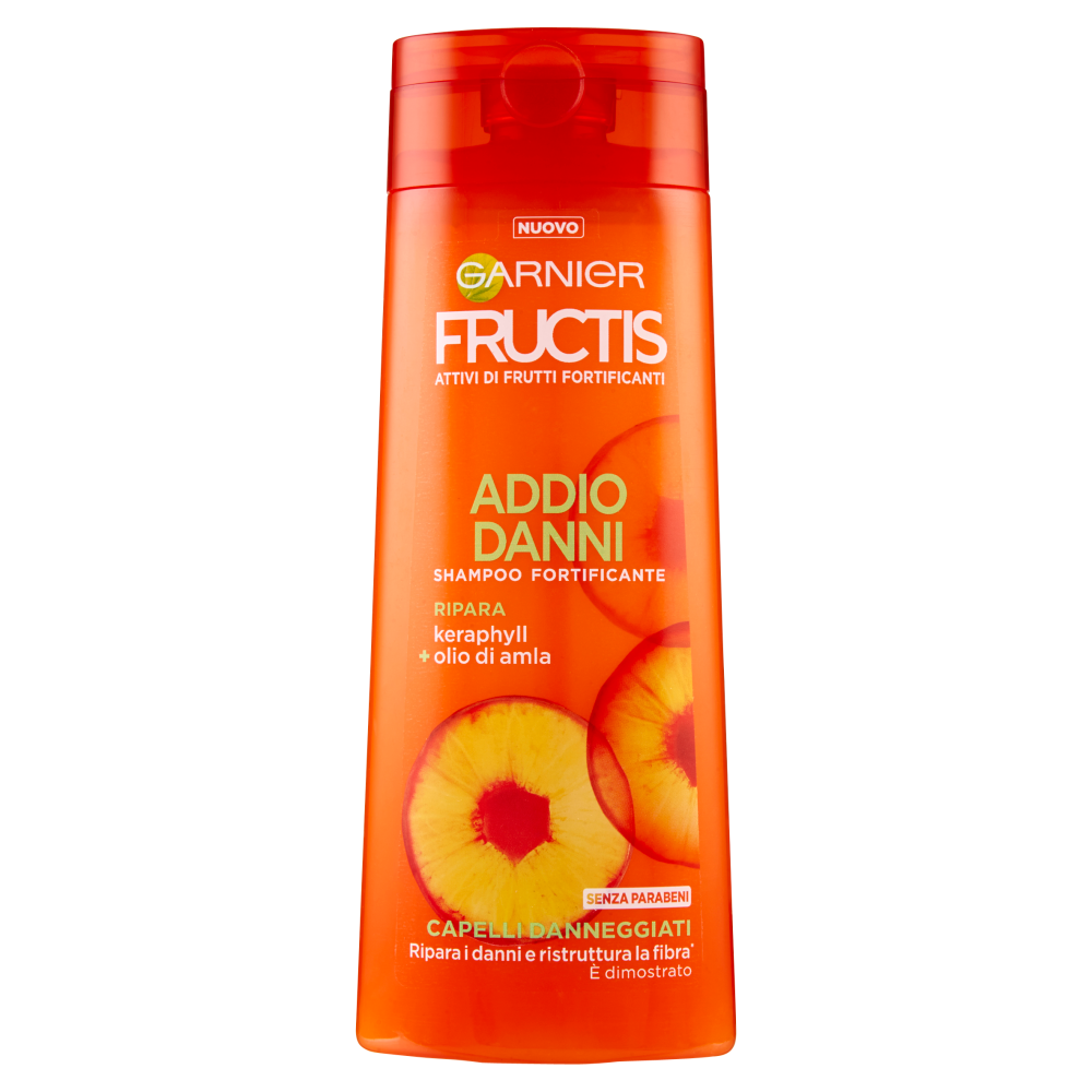 Fructis Addio Danni Shampoo 250 ml