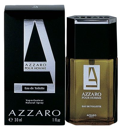 Azzaro Uomo Edt 30 ml